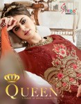 Shree fabs presents queen beautiful heavy bridal collection of gowns