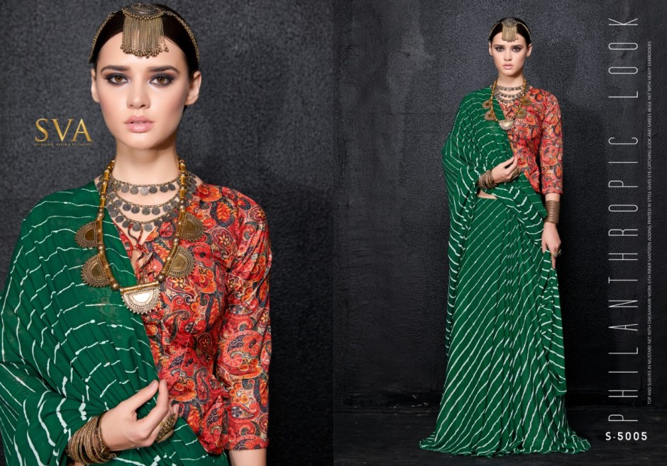 SVA launch kash traditional ethnic wear sarees collection