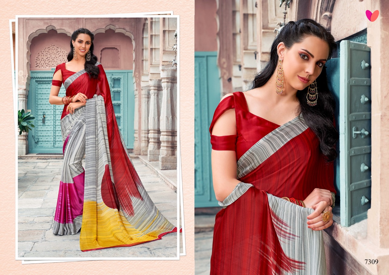 ebbbe62b9a Varsiddhi presenting mintorsi Timeless series fancy casual wear sarees  collection