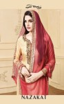 Your choice presenting nazakat exclusive festive season of heavy collection of salwar kameez