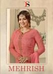 Deepsy suits presents mEHRISH beautiful heavy collection of salwar kameez