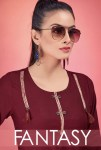 Kapil trendz fantasy casual ready to wear kurtis concept
