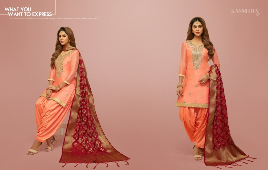 Kasmeera presents kokilaa vol 2 Beautiful diiferent pattern style for any occasion salwar kameez collection