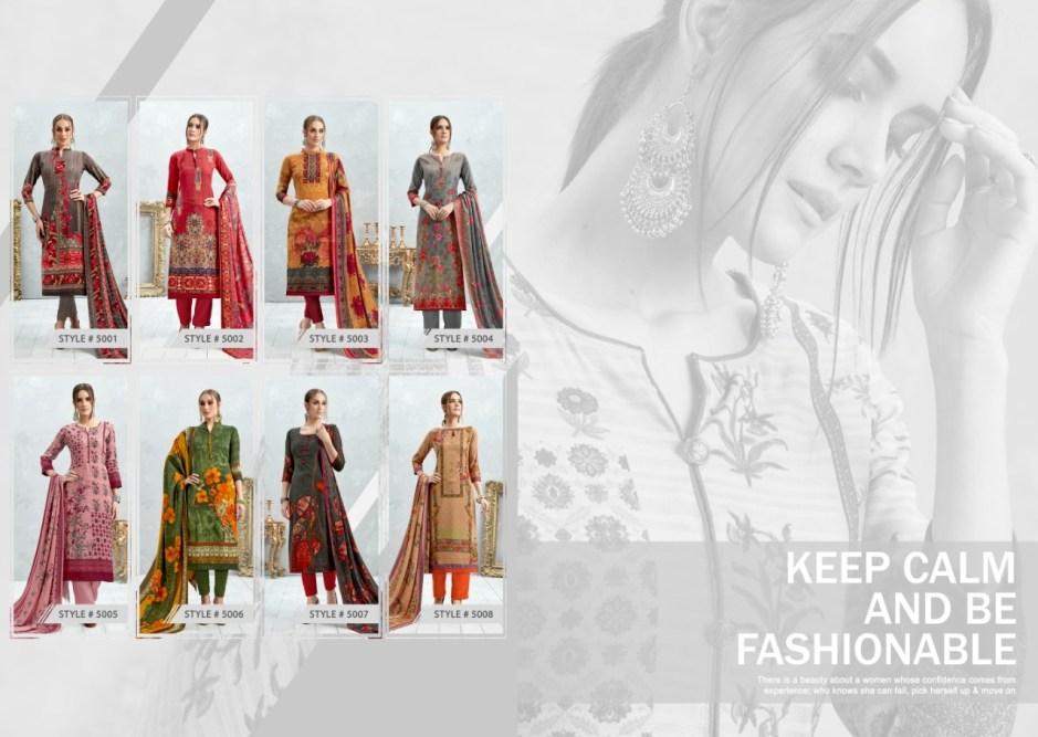 Kayvee suits soni saloni pashmina salwar Kameez Collection