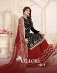 Kesari launch vellora vol 5 traditional festive collection of salwar kameez