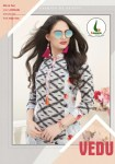 LAHER FASHION presents VEDU simple casual wear Collection Of kurtis