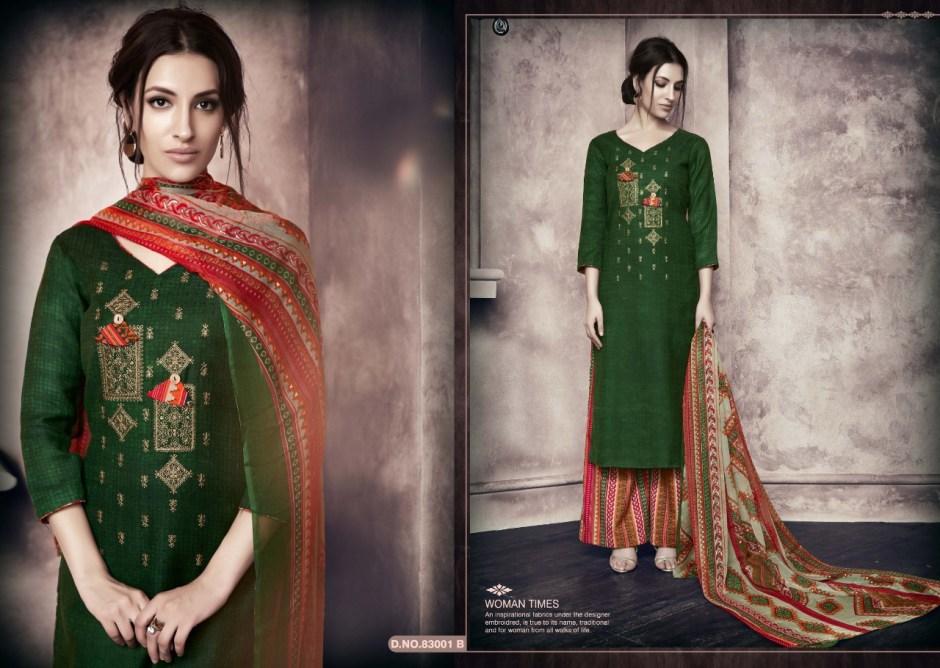 Sargam Prints Ruaab pure Pashmina designer Salwar Kameez Collection