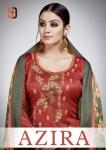 Sharaddha designer presents aZIRA beautiful collection of salwar kameez