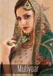 Shree fabs presenting mutiyaar Beautiful heavy festive wesding season collection of salwar kameez
