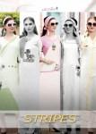 Sinzara sTRIPES casual stylish look kurtis concept