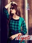 Suvesh niyati casual daily wear kurtis concept