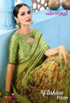 Varsiddhi mintorsi fashion pride beautiful casual wear sarees collection