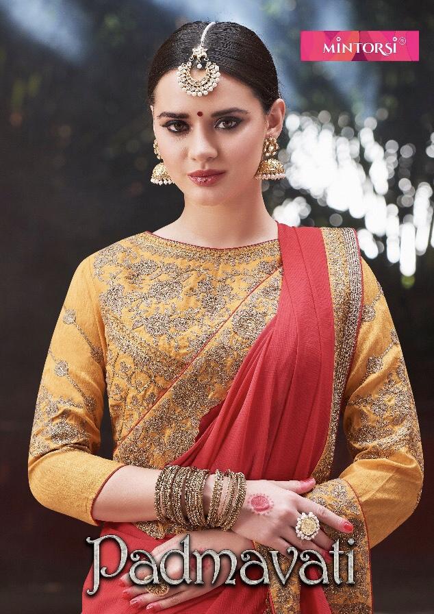 Varsiddhi presenting mintorsi padmavati traditional ethnic wear sarees collection