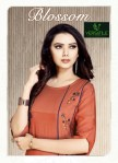 Versatile blossom Fancy casual wear kurtis concept