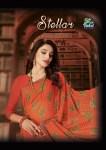 Vishal sarees stellar beautiful casual daily wear sarees collection