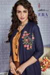 Eba lifestyle presents eba vol 11 Party wear fancy kurtis collection