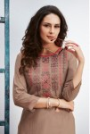 Kajree lily vol 12 daily wear straight Kurties Collection Supplier