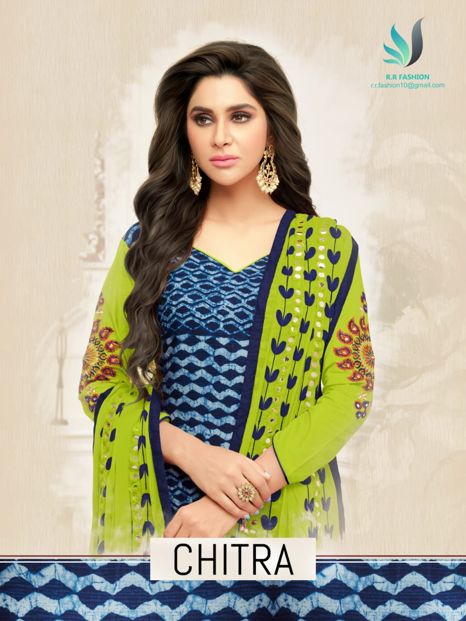 R r fashion chitra special festive season beautiful salwar kameez collection