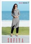 Rani trendz sofia beautiful casual Western look kurtis concept