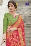 Shangrila kanthakala silk beautiful traditional style sarees collection