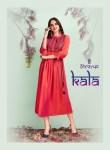 SHRAVYA fashion KALA simple elelgant Look kurtis concept