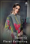 Sumyra presenting floral collection beautiful Collection of salwar kameez