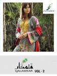 JUVI fashion presents Qalamkar vol 2 beautiful collection Of salwar kameez
