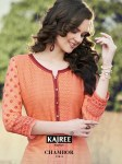 Kajree fashion chambor vol 5 simple casual collection of kurtis