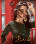 Krishriyaa fashion dazzle vol 5 beautiful collection of kurtis