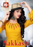 NEETI launch nakkashi simple casual kurtis concept