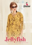 Parra studio JELLYFISH simple casual wear concept of Kurti with palazo