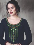 Iris heer casual wear ethnic style Kurties ready to wear heavy cotton collection