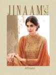 Jinaam dress afreen designer digital printed Salwar kameez Collection
