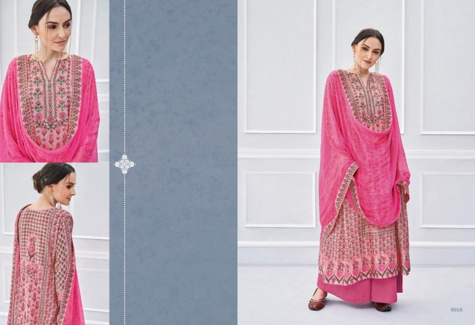 Kimora heer 42 digital printed casual wear salwar Kameez Collection