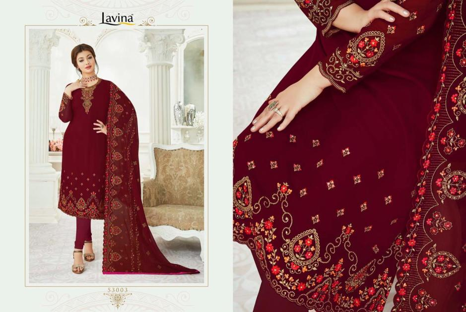 Lavina vol 53 beautiful heavy collection of salwar kameez