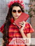 Manas albeli vol 1 beautiful cotton printed Kurties Catalog at Wholesale rate