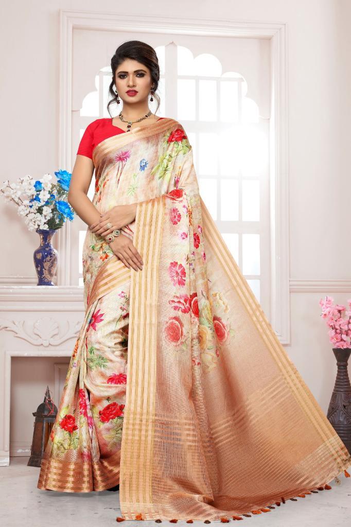 Maniyar sarees medona Traditional Wear fancy sarees Collection