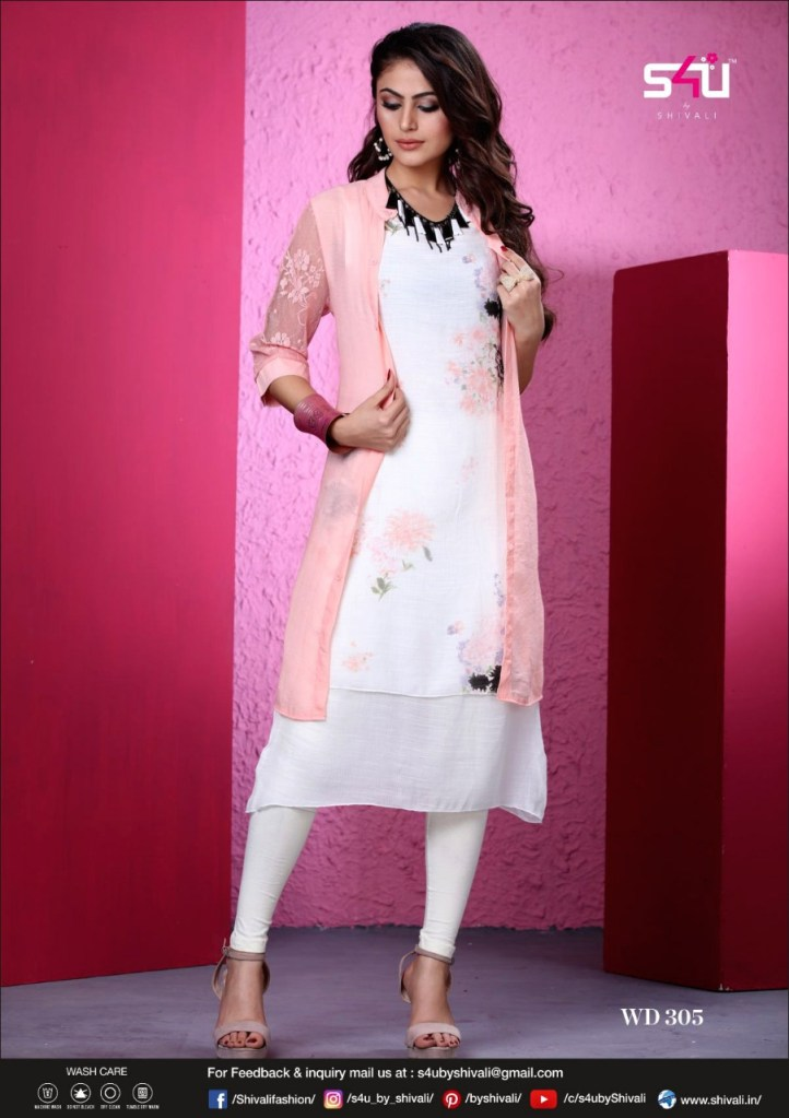 S4U launch vdesi vol 3 Exclusive stylish collection of kurtis