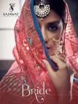 Sajawat Bride vol 2 ethnic anarkali designer Stylish wear heavy embroidered salwar Kameez ready to wear