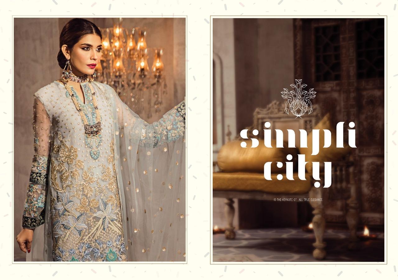 c9486f5ea5 Shraddha Designer honey woker wedding addition Pakistani suits catalog at Wholesale  rate