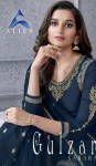 alisa gulzar colorful fancy sharara outfit collection