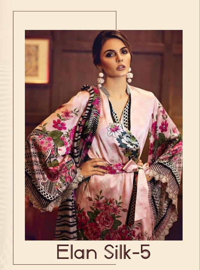 49928996e7 Deepsy suits elan silk 5 digital printed Pakistani Salwar kameez Collection