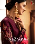 Deepsy Suits nazrana 2 heavy embroidered party Wear Salwar Kameez Collection at Wholesale prices
