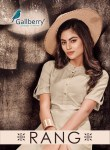 Gallberry rang bright colours daily wear casual Kurties Collection
