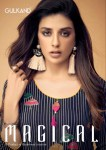 Gulkand magical rayon printed kurties party wear collection