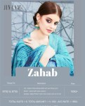 Jinaam dress zahab digital printed colourful Salwar Kameez Collection