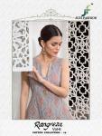 Juvi fashion rangreza vol 6 cotton collection pakistani suits salwar kameez collection