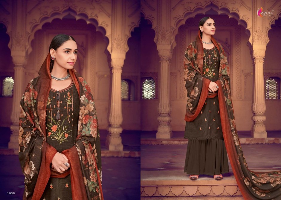 Kesari trendz alisa vol 5 embroidered colourful Salwar Kameez Collection
