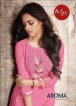 Lt nitya aroma casual wear straight Kurties collection At Wholesale Rate