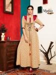 manas bhakti vol 5 colorful regular long kurtis collection at reasonable rate
